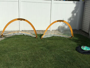 6ft wide PUGG pop-up nets