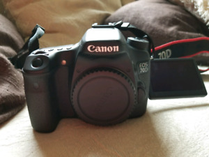 Canon 70d, 32g memory card and Canon ef-s 18-135mm IS stm
