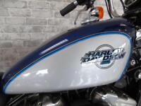 Harley Davidson XL1200 Sportster Custom Stage 1