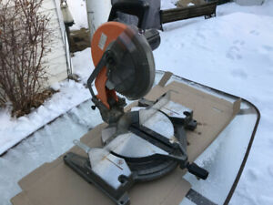 "12"" Miter Saw-Chicago Electric"