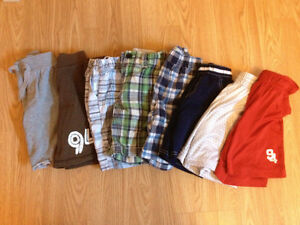 8 pair Boys Shorts size 5T