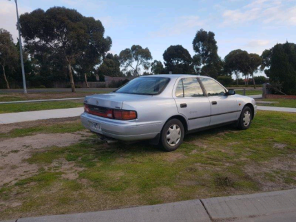 Toyota camry 1996 cars vans utes gumtree australia toyota camry 1996 fandeluxe Image collections