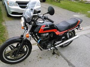 1982 Honda CB450T - Very clean
