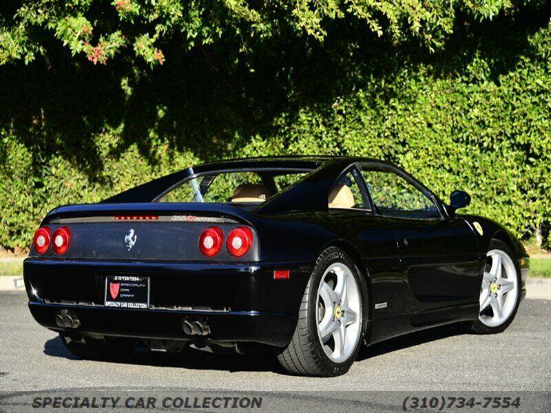 Image 10 Voiture Européenne d'occasion Ferrari 355 1998