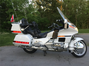 Honda Goldwing - ready to ride!
