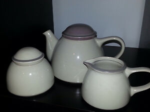 Beautiful Stoneware Tea Set