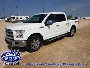 2015 Ford F-150 Lariat   - Remote Start - Navigation
