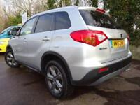 SUZUKI VITARA 1.6 2015 15 DIESEL GOOD AND BAD CREDIT CAR FINANCE AVAILABLE