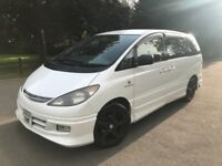 Toyota Estima 2.4 (white) 2010
