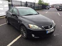 Lexus IS 220d 2.2TD SE - NEW MOT - FULL LEATHER