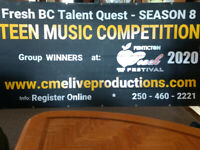 Fresh BC Talent Peach-fest Competition 2020