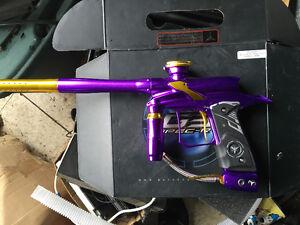 DP G3 spec-r paintball gun