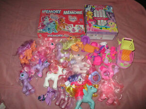 my little ponys large lot