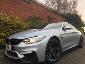 2014 BMW M4 3.0 DCT 2dr (start/stop)