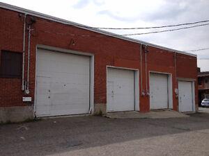 Garage Entrepot Commercial