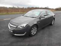 VAUXHALL INSIGNIA 2.0 SE 5 DOOR DIESEL MANUAL 140 BHP NEW MODEL AND DASH