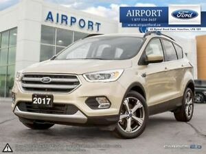 2017 Ford Escape SE FWD with only 36,392 kms