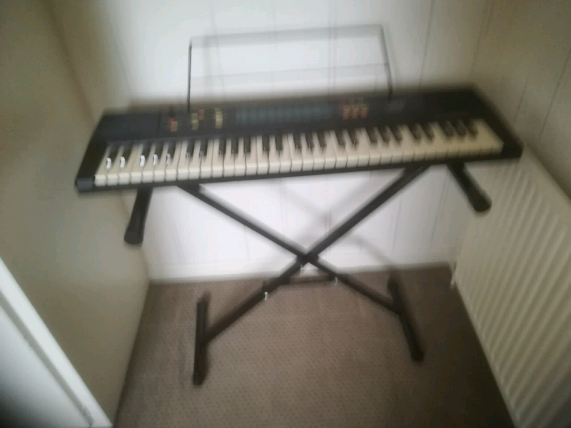 Kawai Personal keyboard WK50 with stand  | in Alwoodley, West Yorkshire |  Gumtree