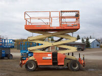 2006 JLG 3394RT 4X4 SCISSOR LIFT *FOR SALE OR RENT*