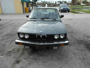 1984 BMW 328 for PARTS