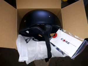 New in box - CORE Motorcycle helmet