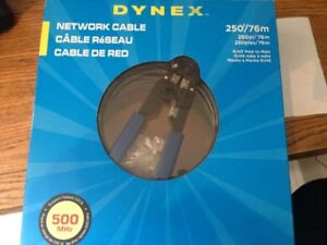 Dynex Network Cable