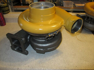 Rebuilt Turbocharger Komatsu KTR110 6505555090 Yellowknife Northwest Territories image 2