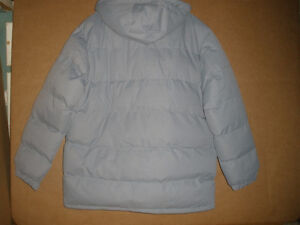 NEW!!!  BIG VALLEY Light Gray, Hooded Winter Coat, Size S London Ontario image 2