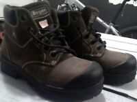 Brand New Work Boots, size 9