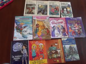 Lot de 12 livre Tea Stilton, courte échelle et autres