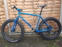 Charge Cooker Maxi fatbike 4 inch tyres