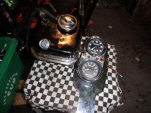 cadran speedometer tack