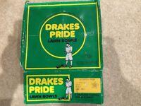 Drakes lawn bowls