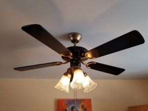 Ceiling Fan / ventilateur de plafond