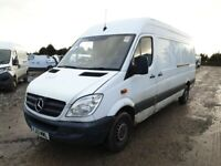 Mercedes-Benz, SPRINTER, Panel Van, 2013, Manual, 2143 (cc)