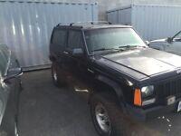 1992 jeep Cherokee 2-door