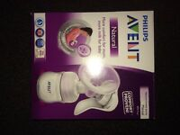 Avent breast pump NEW and unused