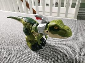 Imaginext mega mouth t-rex