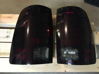 Recon LED Smoked Taillights