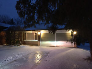 King City Sunny Bright bungalow for rent