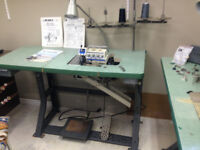 TWO INDUSTRIALS SEWING MACHINE FOR SALE