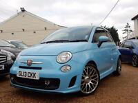 2013 13 ABARTH 500 1.4 T-JET 3DR - RAC DEALER