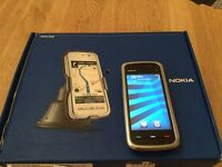 Nokia 5230 locked to EE network