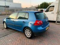 2005 Volkswagen Golf 1.6 SE FSI 5dr NICE DRIVE PART EX TO CLEAR LONG MOT WORKHOR