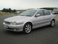 JAGUAR X-TYPE 2.0 V6 AUTO SE PLUS + FSH + 76K + VERY CLAEN