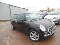 MINI ONE 1.6 PETROL 3 DOOR HATCHBACK