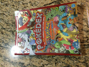 Pokedex for Pokemon heart gold and soul silver for Nintendo