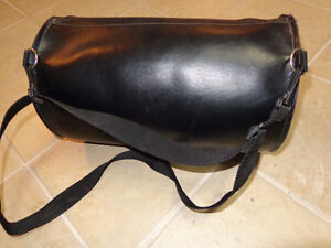 Large leather roll bag    recycledgear.ca Kawartha Lakes Peterborough Area image 4