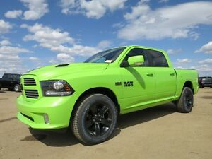 2017 Ram 1500 Sublime Green Sport