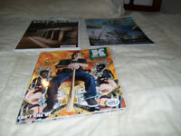 (ATTENTION! = LOOK) 3 SKATEBOARDING MAGAZINE LOT = GOOD SHAPE